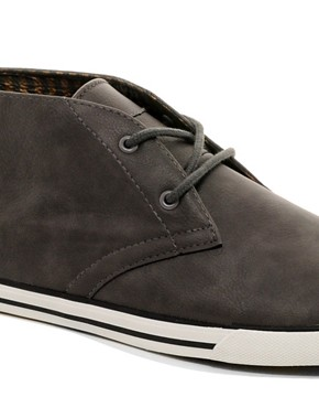 Image 2 ofSelected Homme Hyper Chukka Boots