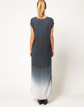 Image 2 ofSilent Damir Doma Dip Dye Woven Tunic Maxi