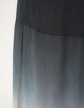 Image 3 ofSilent Damir Doma Dip Dye Woven Tunic Maxi