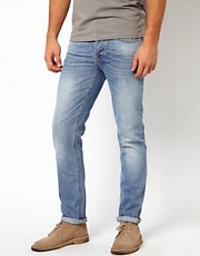 Nudie Jeans Grim Tim Slim Fit Favourite Indigo