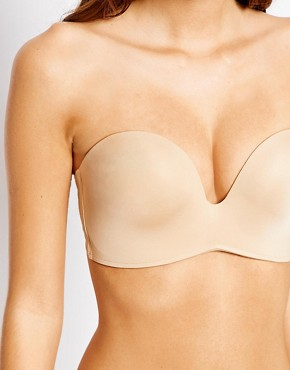 Image 3 ofWonderbra A-F Ultimate Strapless Padded Bra