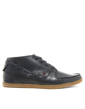 Image 4 ofBoxfresh Helm Leather Chukka Boots