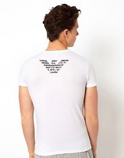 Emporio Armani Big Logo T-Shirt