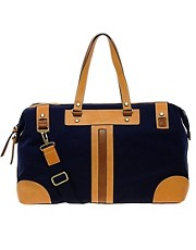 Ted Baker Canvas Holdall