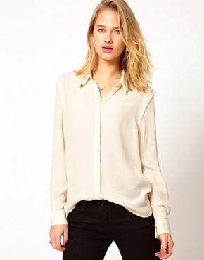 Image 1 ofSelected Shirt With Collar Tips