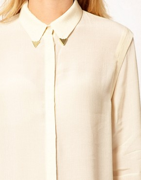 Image 3 ofSelected Shirt With Collar Tips
