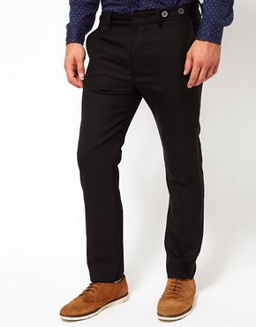 Diesel Tux Trousers Pitaya Straight Fit