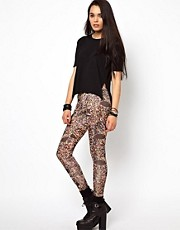 Voodoo Girl - Leggings sgargianti