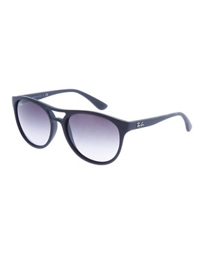 Image 1 ofRay-Ban Moulded Aviator Sunglasses