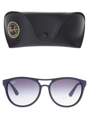 Image 2 ofRay-Ban Moulded Aviator Sunglasses