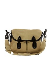 French Connection Lake Canvas Small Satchel