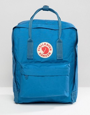 Fjallraven Kanken 16L Backpack In Mid Blue