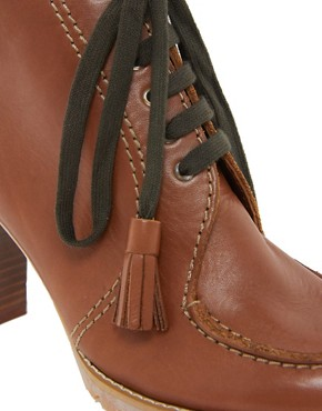 Image 3 ofSee By Chloe Leather Lace Up Boots