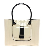 Ted Baker Tatton Patent Shopper