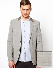 Peter Werth Micro Check Jacket