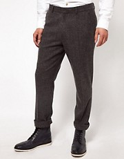 ASOS Skinny Fit Suit Trousers