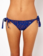 French Connection Leo String Bikini Bottom