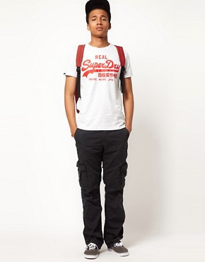Image 4 ofSuperdry Casual Trousers