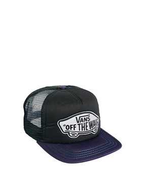 Image 2 ofVans Beach Girl Trucker Hat