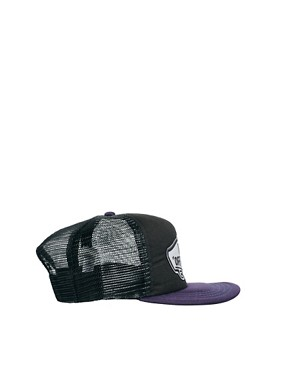 Image 4 ofVans Beach Girl Trucker Hat