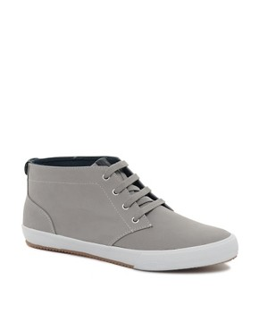 Image 1 ofFred Perry Bond Nubuck Chukka Boots