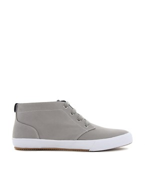 Image 4 ofFred Perry Bond Nubuck Chukka Boots