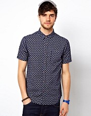 Camisa Oxford de manga corta de New Look