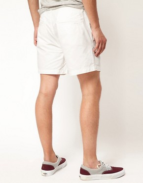 Image 2 ofASOS Chino Shorts In Short Length