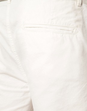 Image 3 ofASOS Chino Shorts In Short Length