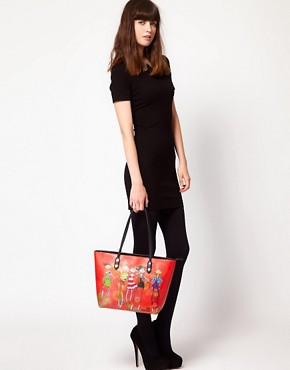 Image 3 ofLove Moschino Charming Bag