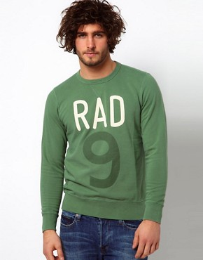 Image 1 ofPaul Smith Jeans Sweatshirt with RAD 9