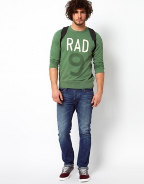 Image 4 ofPaul Smith Jeans Sweatshirt with RAD 9