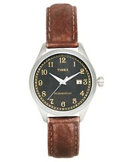 Timex Original Watch Brown Strap T2N407