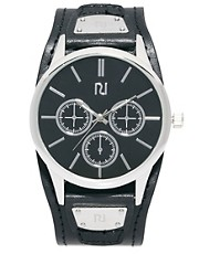 River Island Chunky 3 Dials Watch