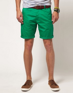 Image 1 ofSelected Three Store Chino Shorts