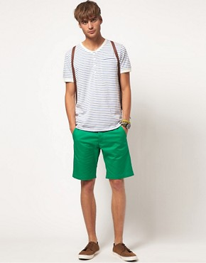 Image 4 ofSelected Three Store Chino Shorts