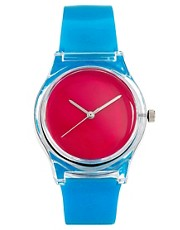 May28th Colour Block Watch