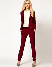 b + ab  Velvet Mix Trouser