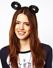 Limited Edition Mouse Ears Headband