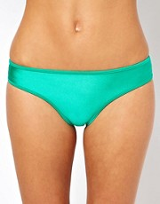 American Apparel Tricot Flat Bikini Bottom