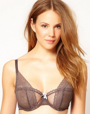 Image 1 ofPassionata Passio Cherie Half Cup Bra
