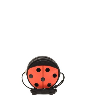 Image 1 ofASOS Ladybird Across Body Bag