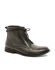 Ben Sherman Leather Boots