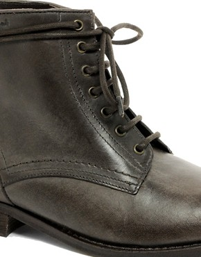 Image 2 ofBen Sherman Leather Boots