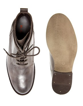 Image 3 ofBen Sherman Leather Boots