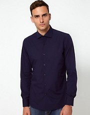 J Lindeberg Shirt Stretch Cotton
