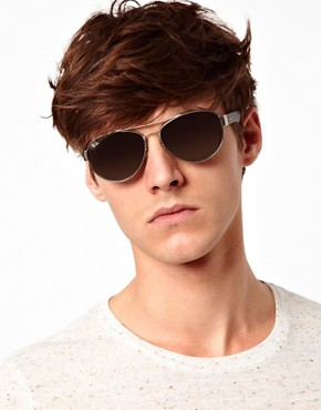 Image 3 of Ray-Ban Aviator Sunglasses