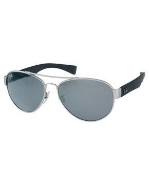 Image 1 ofRay-Ban Aviator Sunglasses