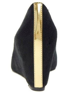 Image 2 of ASOS SECRET Wedges