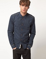 Diesel Scheat Anchor Long Sleeve Shirt